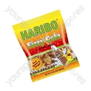 B704 Haribo Fizzy Cola 12 X 160g