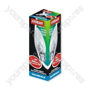 Eveready Bc Can (40w) 28w Clear B22