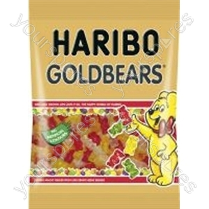 B705 Haribo Gold Bears 12 X 160g Pre Packs