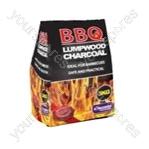 B1525 4kg Lumpwood Charcoal