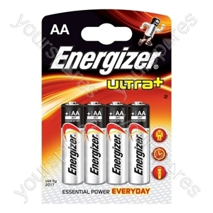 Energizer AA B4 Ultra 635156 Was 632851