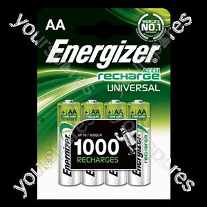 Energizer AA 1300mah 4pk Universal 635672
