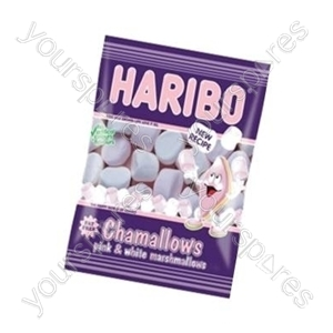 B701 Haribo Chamallow Marshmallows 12 X 160g