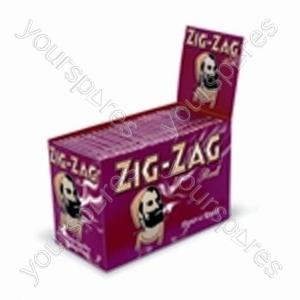 Zig Zag Red (24) (7670 ) 13057067076701