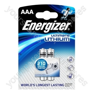 Energizer L92 Lithium B2(aaa) 632962