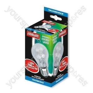 Eveready Es Gls (60w) 42w Clear E27