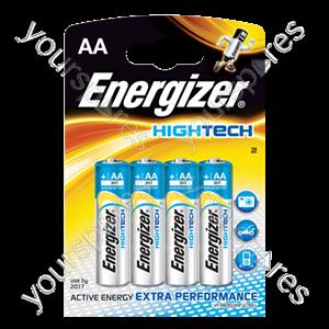 Energizer AA Hi Tech 4pk 632877