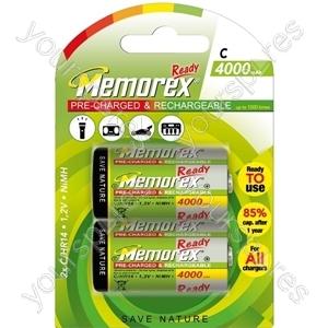 Memorex R14 Ready 4000mah 321401402400