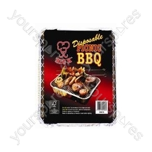 B1535 Disposable Bbq