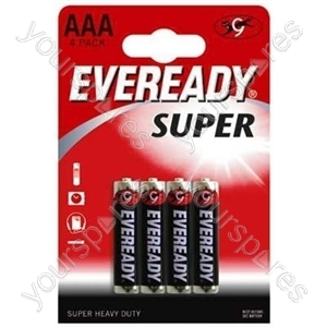 AAA Eveready R03 Super 628949