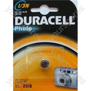 Duracell Dl1/3n (cr1/3n) 003323