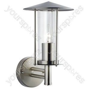 Ss Tube Wall Lantern