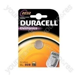 Duracell Cr2032 Lithium Ean 5000394023369