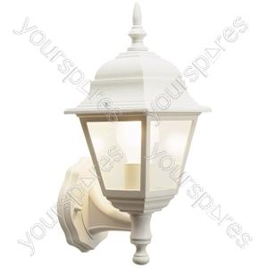 4 Sided White Lantern