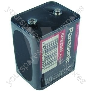 Panasonic Pp9 Special 00/1853/08 Sgl 5019068592353