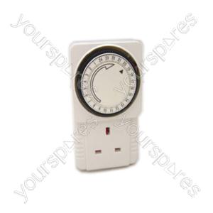 B478 24hr Plug-in Timer