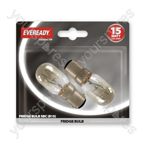 Eveready Fridge Lamp 15wsbcbl2