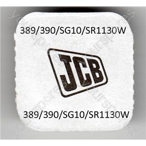 389/390/sg10/sr1130w Jcb Silver Oxide