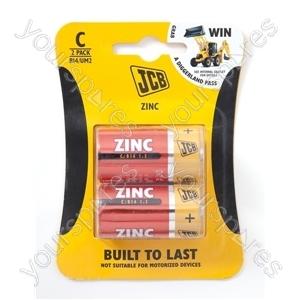 JCB Jcb R14/c 2 Pk Zinc