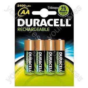 Duracell 2450 Mah Pk4