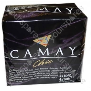 B945 Camay Soap 100gm X 4 Chic