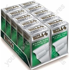 Rizla (slim Tips)(10) 05010891064239