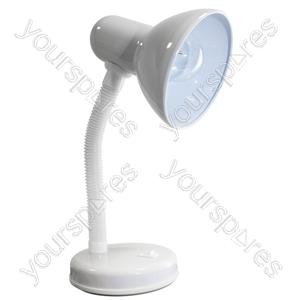 Indoor Desk Lamp White