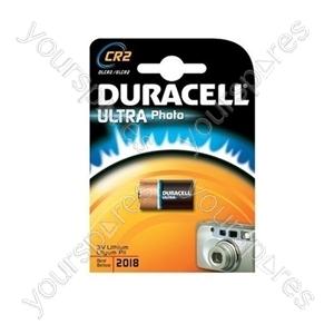 Cr2 Duracell 5000394020306