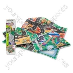 B6 Childs Play Mat 6asst Styles In Ptd W/box 80x70cm