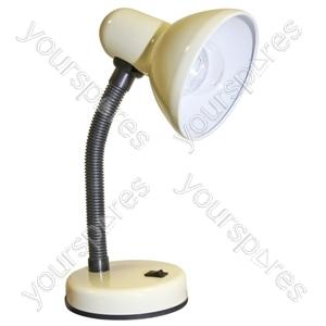 Indoor Desk Lamp Cream