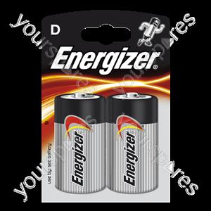 Energizer D New Classic B2 632835
