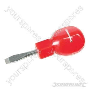 Cabinet Screwdriver Slotted - 6 x 38mm