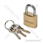 Brass Padlock - 20mm