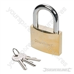 Brass Padlock - 60mm