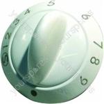 Parkinson Cowan White Main Oven Control Knob