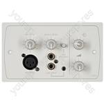 Cloud LM-2 Line/Mic/Remote Mixer Module