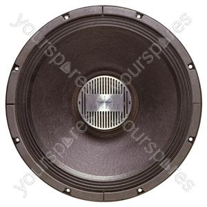 Eminence Kilomax 18 Chassis Speaker 1250W - Impedance (Ohms)  4