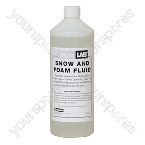Snow and Foam Fluid 1L