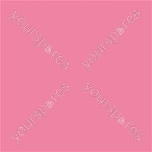 "Coloured Gel Sheet 48""x21"" - Colour Middle Rose 110"
