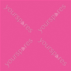 "Coloured Gel Sheet 48""x21"" - Colour Dark Pink 111"