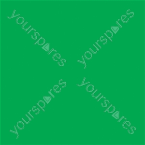 "Coloured Gel Sheet 48""x21"" - Colour Fern Green 122"