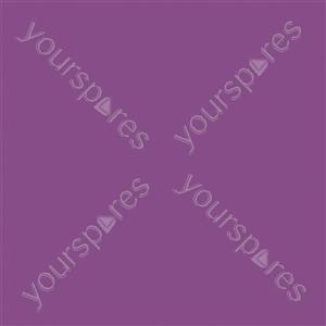 "Coloured Gel Sheet 48""x21"" - Colour Deep Lavender 170"
