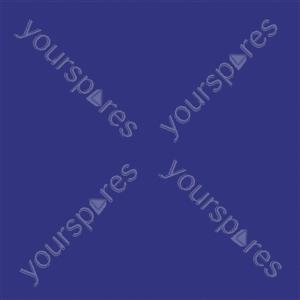 """Coloured Gel Sheet 48""""x21"""" - Colour Deep Blue 120"""