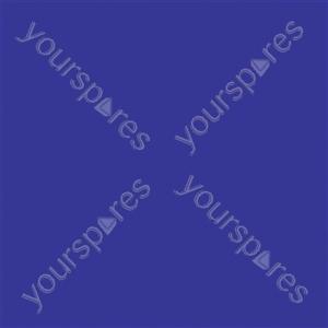 """Coloured Gel Sheet 48""""x21"""" - Colour Bright Blue 141"""