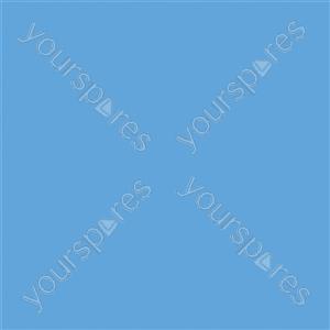 "Coloured Gel Sheet 48""x21"" - Colour Full Blue 201"