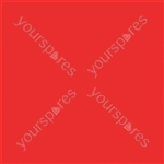 "Coloured Gel Sheet 48""x21"" - Colour Flame Red 164"