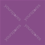 "Coloured Gel Sheet 48""x21"" - Colour Deep Lavender 170"
