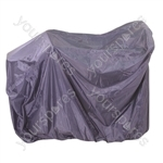 Mobility Scooter Weather Cover - Size Large - Covers 1230x640mm Floor Space