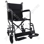 Aidapt Aluminium Compact Transport Wheelchair