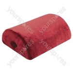 Aidapt 4-in-1 Support Cushion - Colour Red